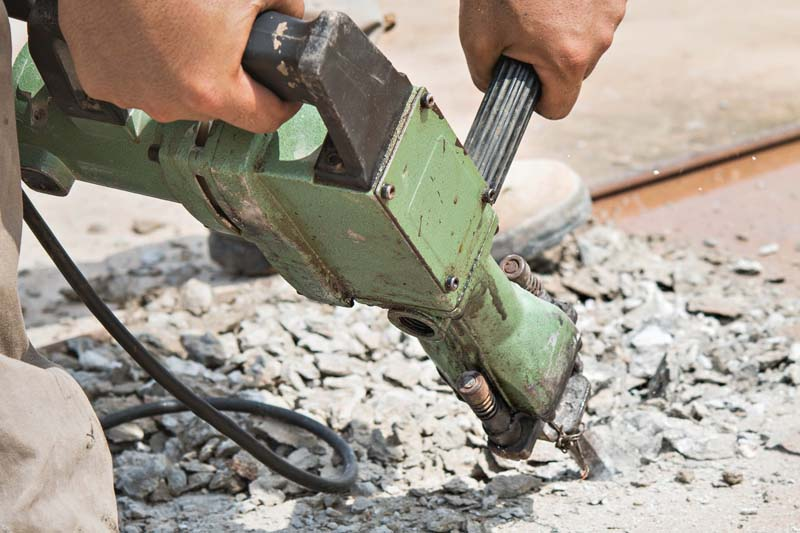Kurs - narzędzia udarowe ręczne