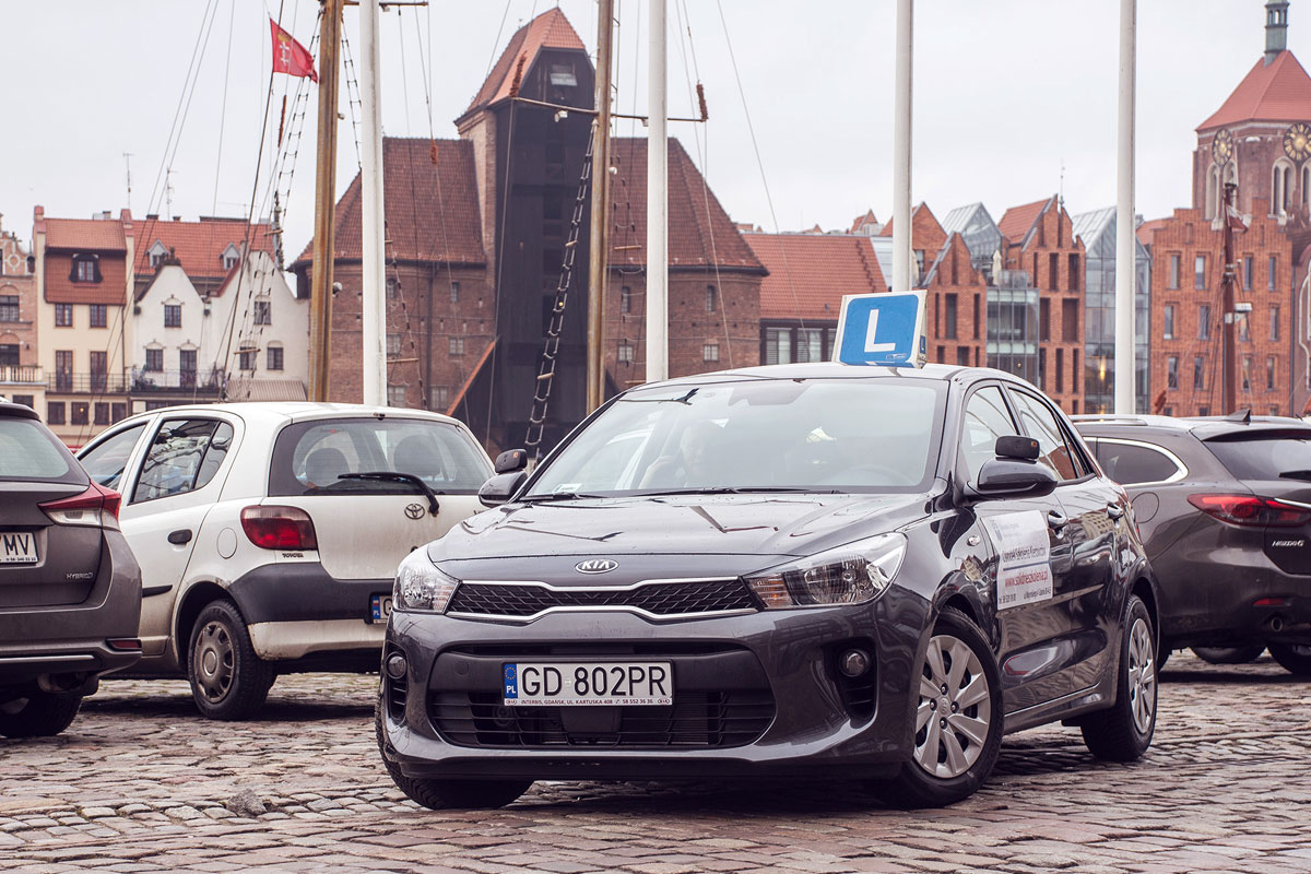 Kursy prawa jazdy w Gdańsku